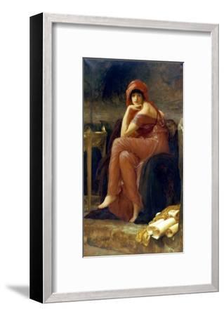 Sybil-Frederick Leighton-Framed Giclee Print