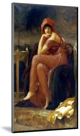 Sybil-Frederick Leighton-Mounted Giclee Print