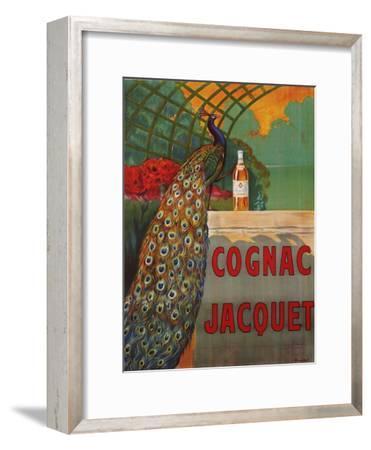 Cognac Jacquet, circa 1930-Camille Bouchet-Framed Giclee Print
