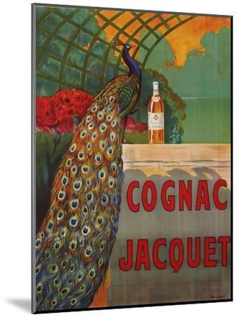 Cognac Jacquet, circa 1930-Camille Bouchet-Mounted Giclee Print