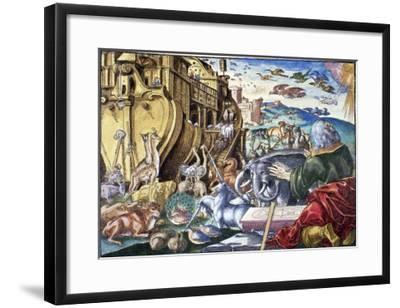 Noah's Arc--Framed Giclee Print