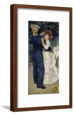 Dance in the Country-Pierre-Auguste Renoir-Framed Premium Giclee Print