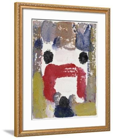 Abstract No.22-Diana Ong-Framed Giclee Print