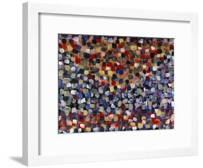 Abstract No.20-Diana Ong-Framed Giclee Print