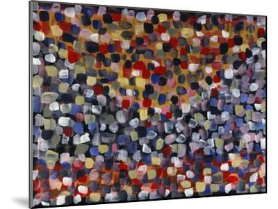 Abstract No.20-Diana Ong-Mounted Giclee Print