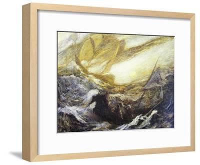 Flying Dutchman-Albert Pinkham Ryder-Framed Giclee Print