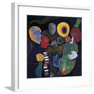 Jazz Velvet-Gil Mayers-Framed Giclee Print