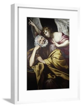 Guardian Angel--Framed Giclee Print