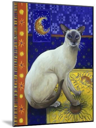 Siamese Cat, Series I-Isy Ochoa-Mounted Giclee Print