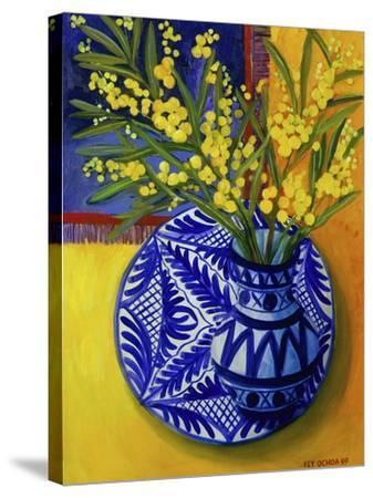 Mimosas, Series I-Isy Ochoa-Stretched Canvas Print