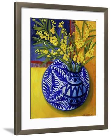 Mimosas, Series I-Isy Ochoa-Framed Giclee Print