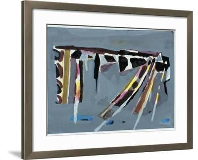 Curving Border-MacEwan-Framed Giclee Print