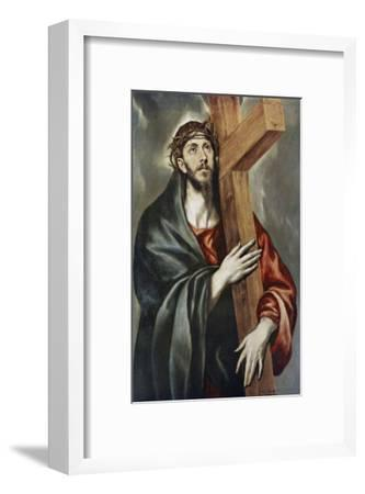 Via Crucis-El Greco-Framed Giclee Print