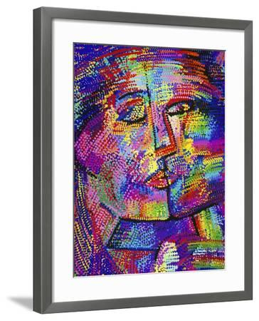 Shimmering Face-Diana Ong-Framed Giclee Print