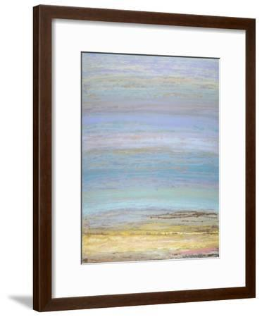 Abstract No.12-Marilee Whitehouse Holm-Framed Giclee Print
