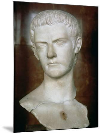 Emperor Caligula Roman, circa 31-38--Mounted Giclee Print