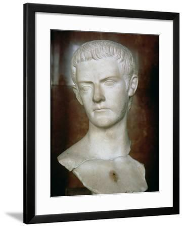Emperor Caligula Roman, circa 31-38--Framed Giclee Print