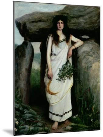 The Druidess-Armand Laroche-Mounted Giclee Print