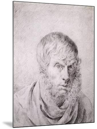 Self Portrait, circa 1810-Caspar David Friedrich-Mounted Giclee Print
