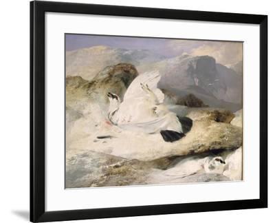 Ptarmigan-Edwin Henry Landseer-Framed Giclee Print