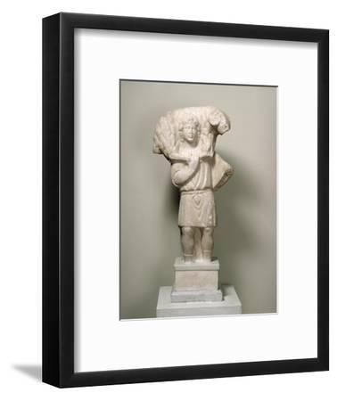 Christ, or the Good Shepherd-Byzantine-Framed Premium Giclee Print
