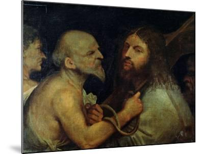 Christ Carrying the Cross-Giorgione-Mounted Giclee Print