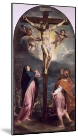 The Crucifixion-Federico Barocci-Mounted Giclee Print