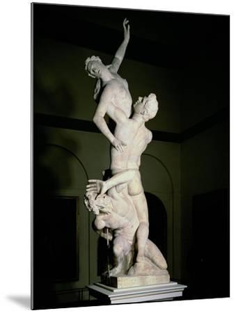 The Rape of the Sabine, circa 1583-Giambologna-Mounted Giclee Print
