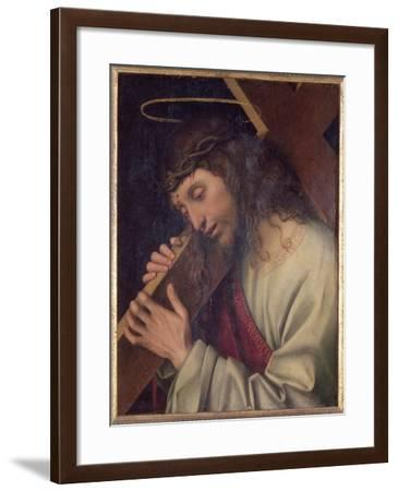 Christ Carrying the Cross, after 1506-Gian Francesco De' Maineri-Framed Giclee Print