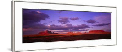 Monument Valley, Arizona, USA--Framed Photographic Print