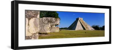 Chichen Itza, Yucatan, Mexico--Framed Photographic Print