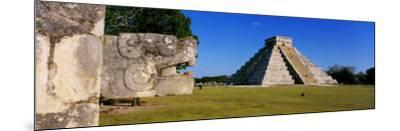 Chichen Itza, Yucatan, Mexico--Mounted Photographic Print