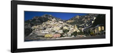 Amalfi Coast, Positano, Italy--Framed Photographic Print
