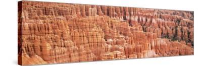 Pinnacle, Bryce Canyon National Park, Utah, USA--Stretched Canvas Print