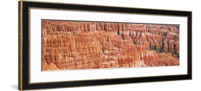 Pinnacle, Bryce Canyon National Park, Utah, USA--Framed Photographic Print