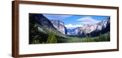 Yosemite National Park, California, USA--Framed Photographic Print