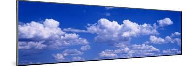 Clouds, Sky--Mounted Photographic Print