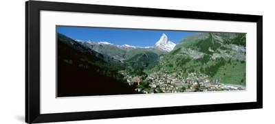 Zermatt, Switzerland--Framed Photographic Print