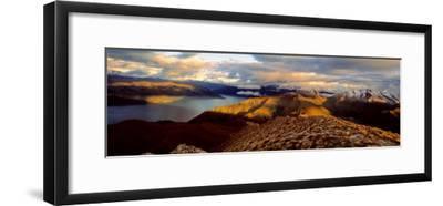 Lake Hawea, South Island, New Zealand--Framed Photographic Print