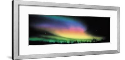 Northern Lights--Framed Photographic Print