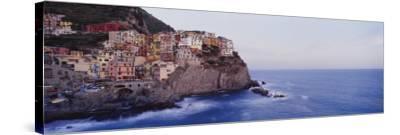 Manarola, Cinque Terre, Italy--Stretched Canvas Print