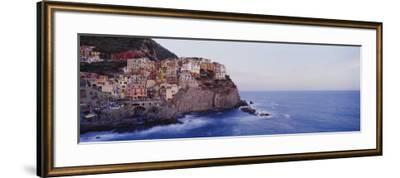 Manarola, Cinque Terre, Italy--Framed Photographic Print