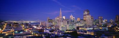 San Francisco, California, USA--Framed Photographic Print