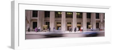 Financial District, Chicago, Illinois, USA--Framed Photographic Print