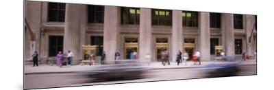 Financial District, Chicago, Illinois, USA--Mounted Photographic Print