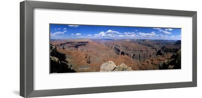 View from North Rim, Grand Canyon National Park, Arizona, USA--Framed Photographic Print