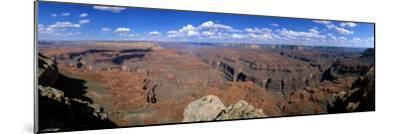 View from North Rim, Grand Canyon National Park, Arizona, USA--Mounted Photographic Print