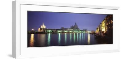 Grand Canal, Venice, Italy--Framed Photographic Print