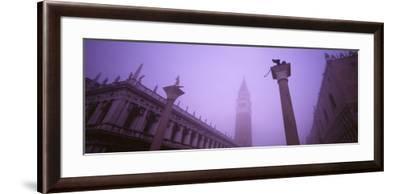 Saint Marks Square, Venice, Italy--Framed Photographic Print
