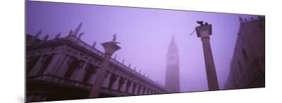 Saint Marks Square, Venice, Italy--Mounted Photographic Print